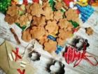 Имбирное домашнее печенье