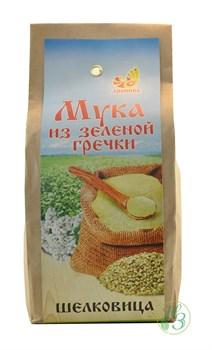 "Мука из зелёной гречки ""Дивинка"" 500г - фото 7896"