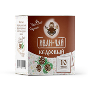 Иван да чай, Кедровый в пакетиках 30г