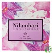 Шоколад Nilambari горький с ванилью 65г