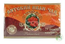 """Вятский Иван-чай """"Рябиновый"""" в пакетиках 50г"""