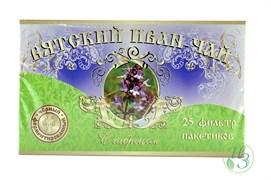 Вятский Иван-чай с чабрецом в пакетиках 50г