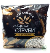 """Сибирские Отруби хрустящие """"Натуральные"""" 100г"""