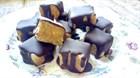 Полезные конфеты с шоколадной глазурью