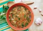 Овощной суп быстрого приготовления