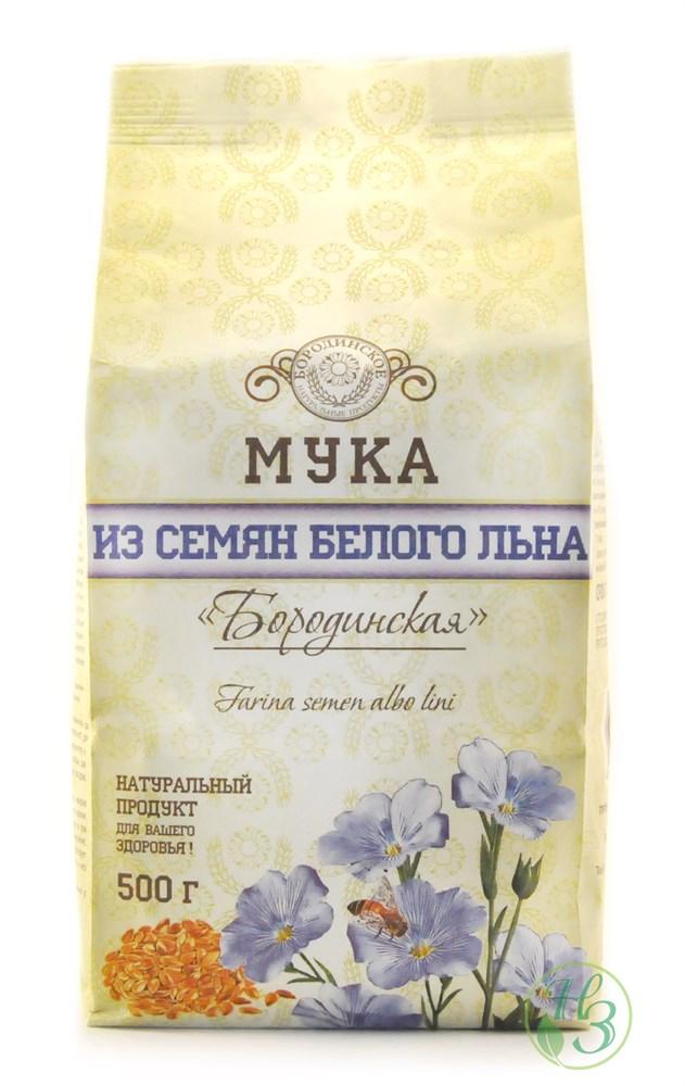Купить муку из семян льна в москве