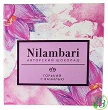 Шоколад Nilambari горький 70% 65г - фото 10943
