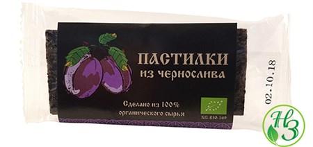 """Пастилки из Чернослива """"Дивные яства"""" 40г - фото 11013"""