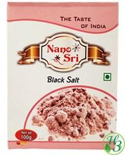 Соль чёрная 100г - фото 11089