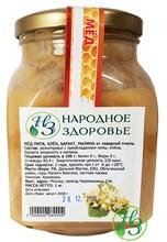 Мёд липа, клён, бархат, малина Дальневосточный 1кг - фото 11166