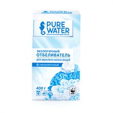 """Экологичный отбеливатель """"Pure Water"""" 400г - фото 11489"""