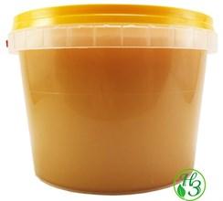 Мёд разнотравье Брянск выдержанный, 4,2кг - фото 12124