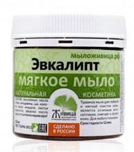 Мягкое травяное мыло Бельди с эвкалиптом 150мл - фото 12303
