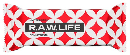 Фруктовый батончик R.A.W. Life Глинтвейн 47г - фото 12781