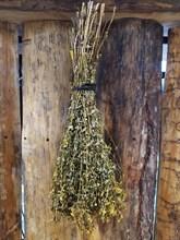 Травяной веник Зверобой - фото 12876