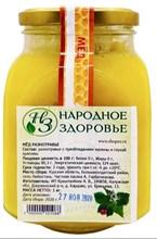 Мёд разнотравье (донник, глухая крапива), Курск 1кг - фото 12896