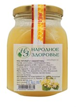 Мёд липовый Дальневосточный 1кг - фото 12950