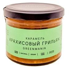 """Карамель """"Арахисовый грильяж"""" GreenMania, 220г - фото 13055"""