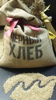 """Овёс голозёрный БИО 25 кг """"Чёрный Хлеб"""" - фото 6516"""