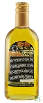 Масло грецкого ореха 250мл, стекло. - фото 7514