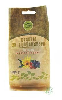 Цукаты из топинамбура и ягод 100г - фото 7688