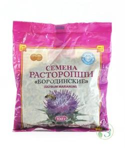 """Семена расторопши """"Бородинское"""" 100г - фото 7692"""