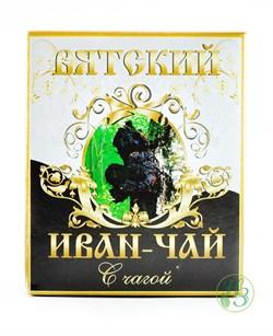 Вятский Иван-Чай с чагой 100г. - фото 7903