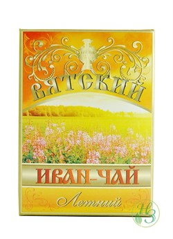 Вятский иван - чай летний мел.гр. 100г - фото 7920