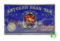 """Вятский Иван-чай """"Купальский"""" в пакетиках 50г - фото 7930"""