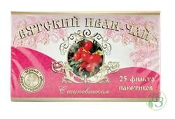 Иван - чай Шиповник в пакетиках 50г - фото 7936