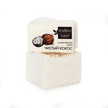 """Хозяйственное мыло """"Чистый кокос"""" 175г - фото 9051"""