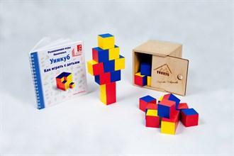 Уникуб (лакированная коробка) - фото 9079