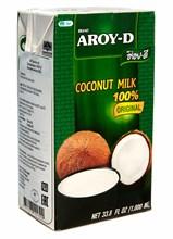 Кокосовое молоко АРОЙ-Д 60% 1л - фото 9138