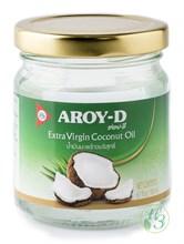 Кокосовое масло (extra virgin) AROY-D 180мл - фото 9255