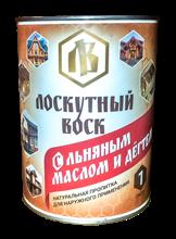 Лоскутный Воск с Льняным маслом и Дёгтем 1л - фото 9286