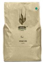 """Крупа пшеничная дроблёная БИО """"Чёрный хлеб"""" 5кг - фото 9666"""