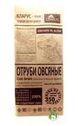 """Мука из овсяных отрубей """"Кларус"""" 350г"""
