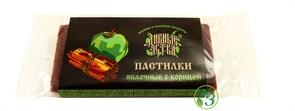 """Пастилки Яблочные с корицей """"Дивные яства"""" 40г"""