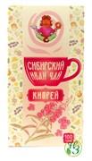 """""""Сибирский Иван да Чай"""" плиточный 100г."""