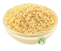 Рис нешлифованный БИО 3кг