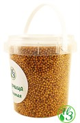 Горчица жёлтая семена 100г