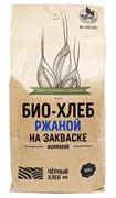 Смесь для выпечки Био-хлеб ржаной формовой на закваске, 0.525 кг