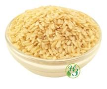Рис нешлифованный БИО, 25кг