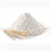 """Мука пшеничная высшего сорта БИО """"Чёрный хлеб"""" 25кг"""