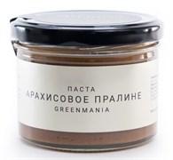 "Паста ""Арахисовое пралине"" GreenMania, 200г"