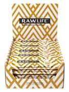 Фруктовый батончик R.A.W. Life Солёная карамель 20 шт.