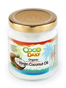 Органическое кокосовое масло Coco Daily 195мл