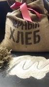 """Мука пшеничная особо тонкого помола БИО """"Чёрный хлеб"""" 25кг, мешок"""