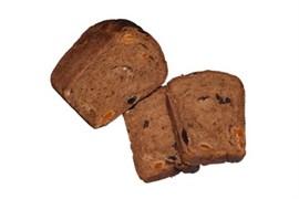 """Хлеб пшенично-полбяной с сухофруктами и изюмом 380-400г """"Беседины"""""""