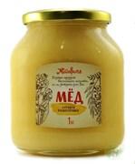 """Мёд """"Луговое разнотравье"""" Алтай 1 кг, стекло"""